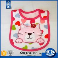 china manufacturer promotional fashionable unique baby bibs