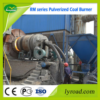 China Supplier Rm Series Coal Burner With Best Price For Asphalt ...