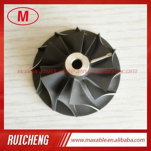 K03 53039880053 53039700053 53039880058 53039700058 turbo compressor wheel  for A3 1 8L