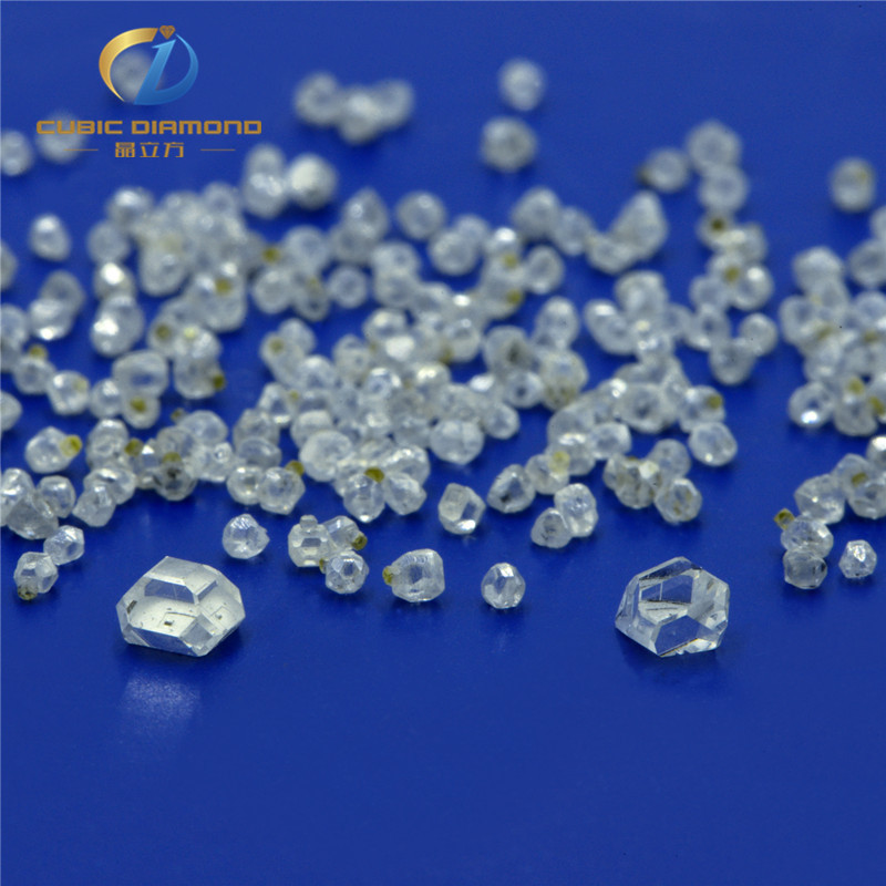 Large size synthetic HPHT CVD rough diamond wholesale in India