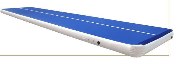 vente chaude dwf double mur tissu doux air piste tapis gym formation tapis plancher - Tapis Gym