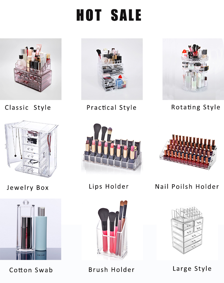 Make Up Acrylic Organizer