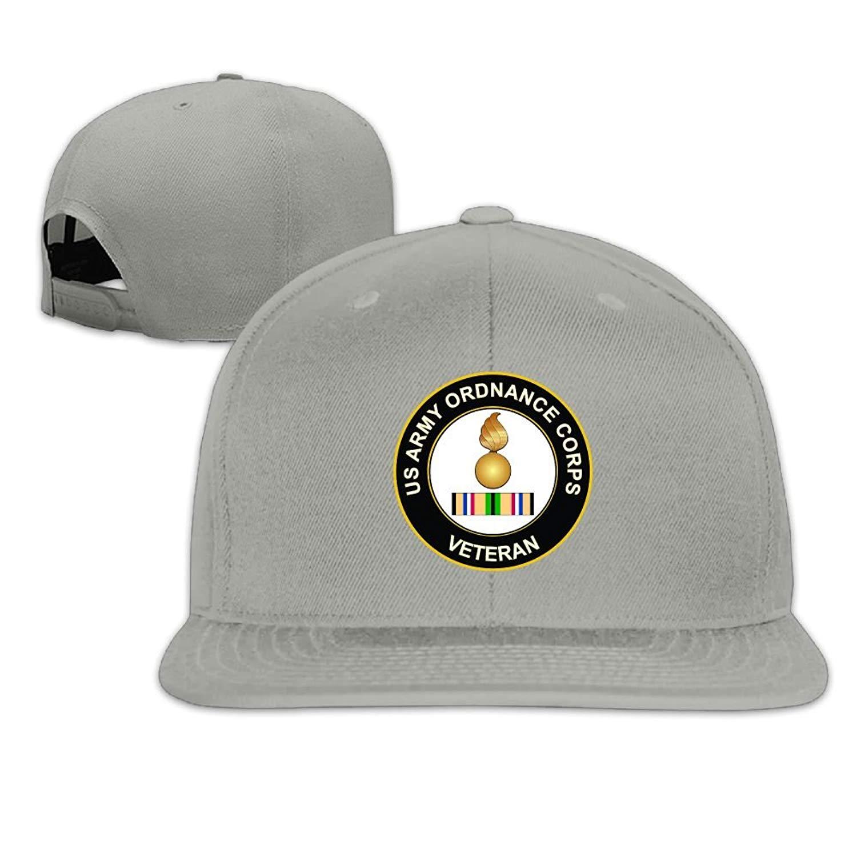 fdc98531fa2 Hamiltong Adjustable Baseball Hat Snapbacks Hat Baseball Caps Trucker Hat -  Army Ordnance Gulf War Veteran