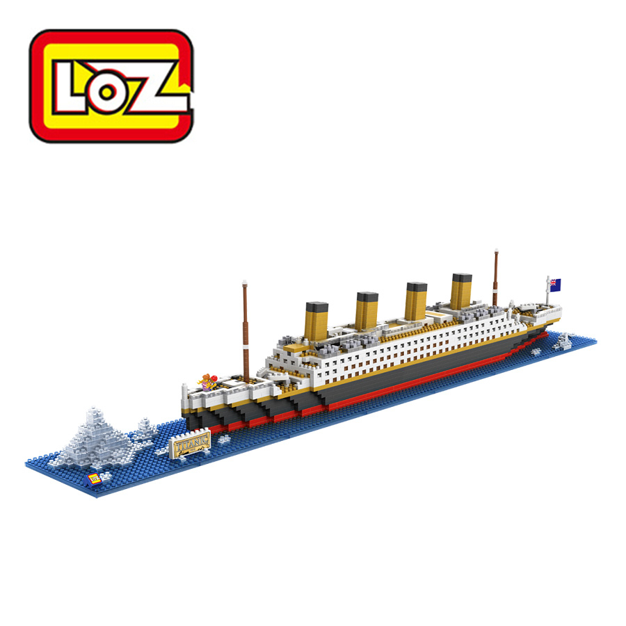 Titanic Ship Toys 113