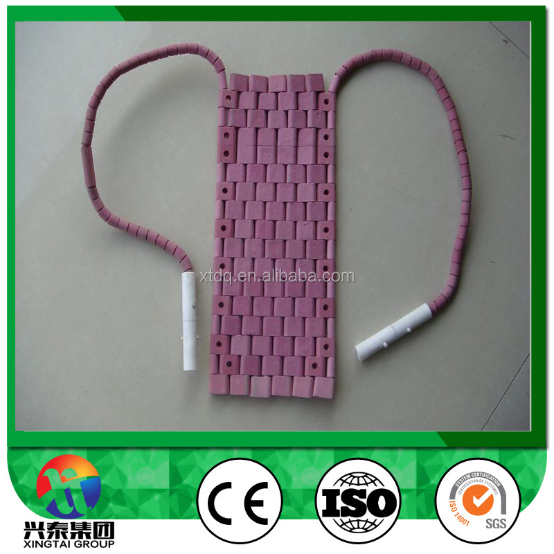 infrared ceramic heating pad alumina mat heater