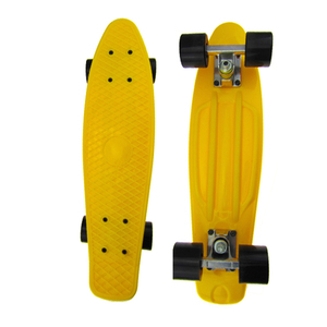 Worth buying best selling Bushing material 100% new PU 85A Retro Skate Board skateboard for sale