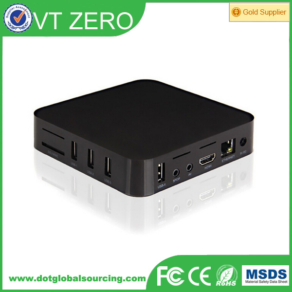 2015 Wholesale <strong>Android</strong> 4.4 Smart <strong>Android</strong> MXQ S805 Quad Core <strong>TV</strong> <strong>Box</strong>