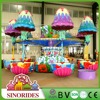 24 Seats Park Model/Trailer Mounted Indoor Recreation Equipment Jellyfish Rides