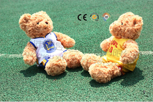 custom giant teddy bear toy high quality low price plush jointed teddy bear