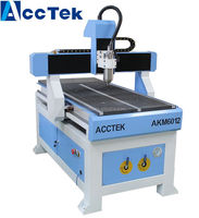 6012cnc wood cutting router woodworking machine mini cnc milling machine for sale