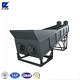 China made double tub sand washing machine with best quality