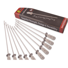 <span class=keywords><strong>BBQ</strong></span> spiesjes roestvrijstalen Barbecue Spiesjes Set-<span class=keywords><strong>BBQ</strong></span> Kabob Sticks