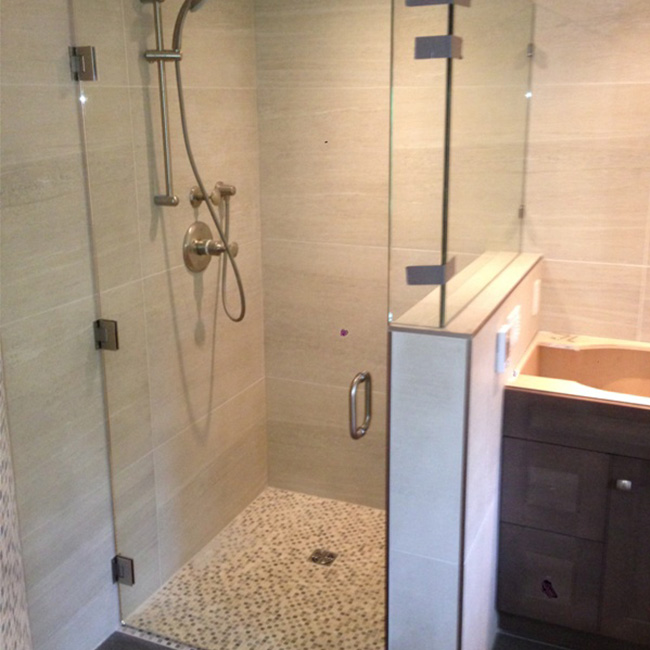 One Piece Shower Cubicles, One Piece Shower Cubicles Suppliers and ...