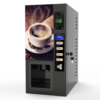 Best Commercial Coffee Machine Espresso Dispenser Table Coffe Maker Fresh