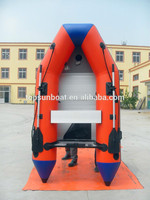 (CE) 3.6m for 6 person pvc luxury yacht with price of sailing yacht china with motor yacht