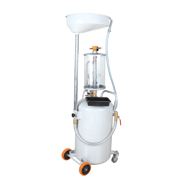 CE CERTIFICATED Air operated waste car oil extractor