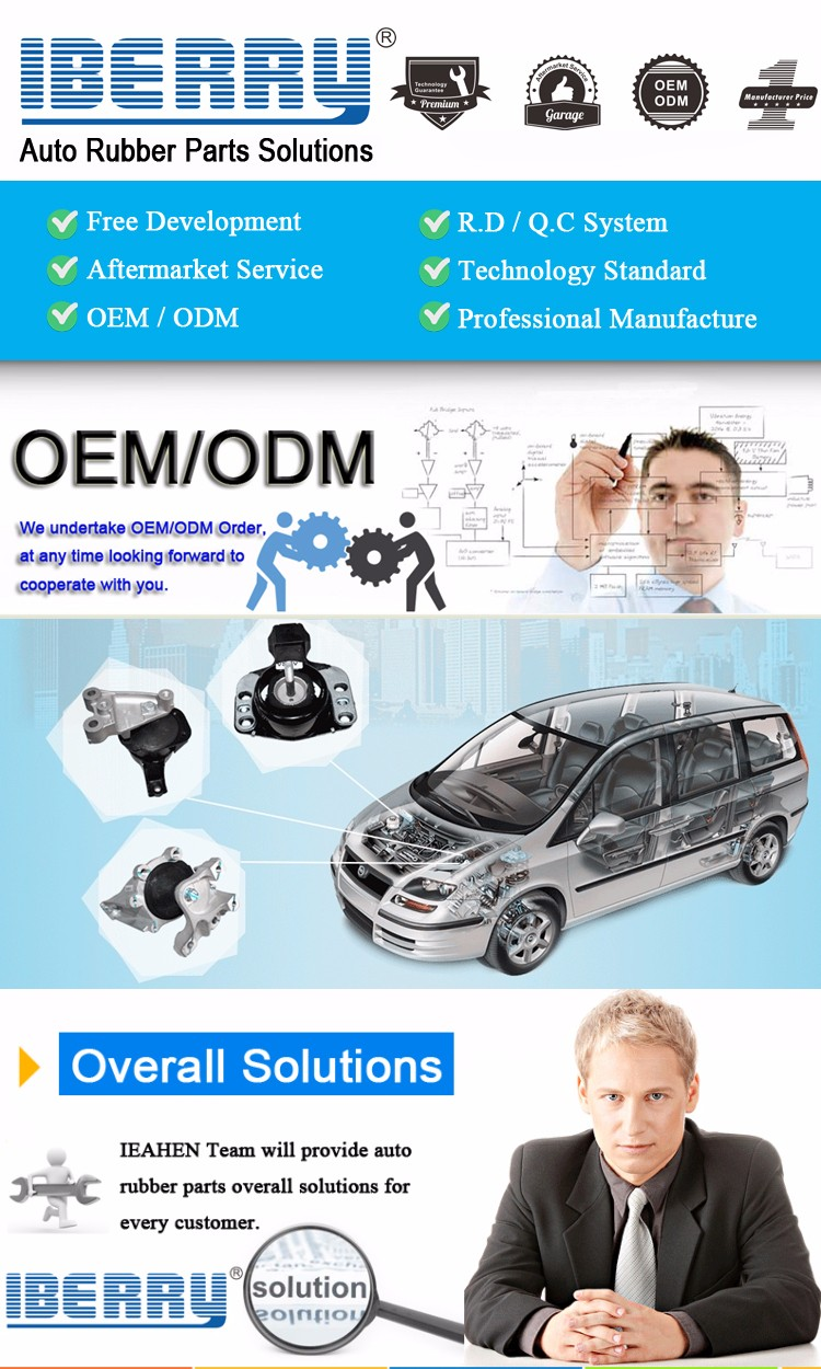 Auto Spare Parts Engine Mounting For Japanese Car Oe 12361
