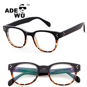 ADE WU PSTY5699M new arrivals 2018 brand design wholesale optical frames manufacturers in China
