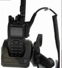 Military Gewidmet Walkie-talkie 30-<span class=keywords><strong>88</strong></span> <span class=keywords><strong>MHz</strong></span> Frequcncy mit Verschlüsselung AES-256 P25 DMR Trunking Analog Batterie 2400 mAh