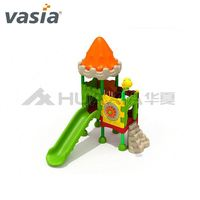 2019 Mini Castle Kids Amusement Outdoor Playground