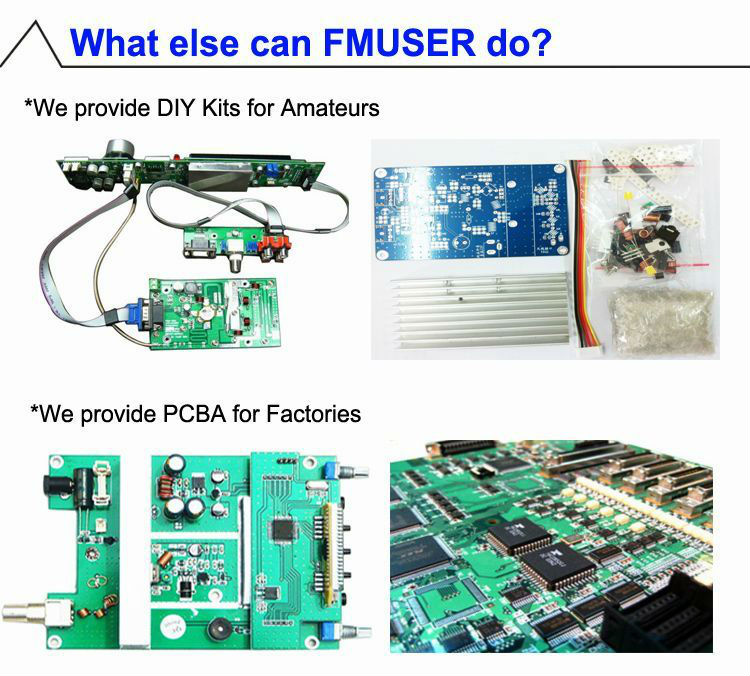FMUSER STL10 Studio to fm transmitter watt for FM Radio Station 10-40km Studio to Transmitter Hill-RC2