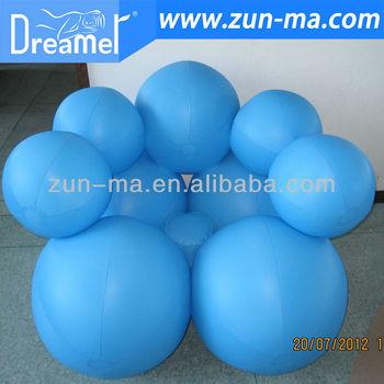 al aire libre inflable sof y sof flotante con barato
