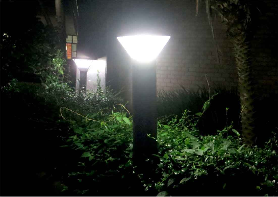 Good Cheap Outdoor Post Lights Solar Led Outdoor Lights For Garden/path/road