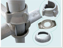 Fittings for Ledgers and Bracing, Pressed Swivel Coupler/Sleeve Coupler