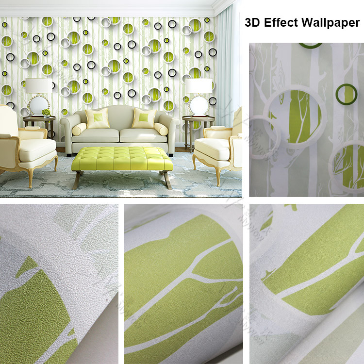 Wholesale Bamboo Design Home Decor Wall Wallpaper 2016 Beautiful ...