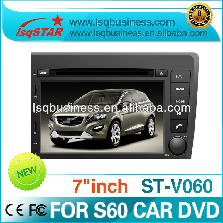 LSQ Star Car Dvd For Volvo S60/ V70 With Gps Navigation Hot Selling With Best Price!