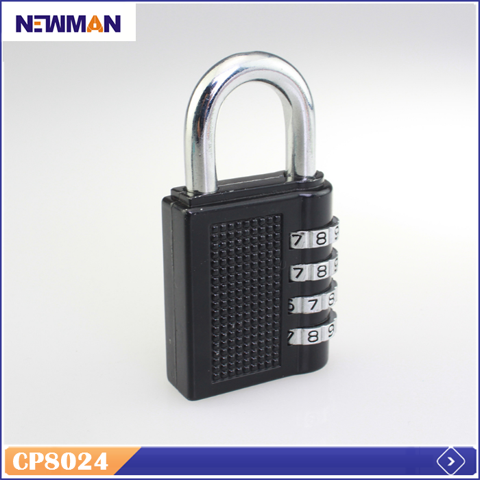 High Quality color box packing tsa luggage lock