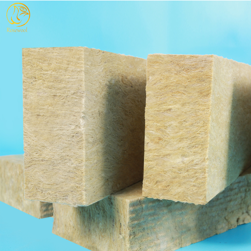 good character high quality rock wool cube