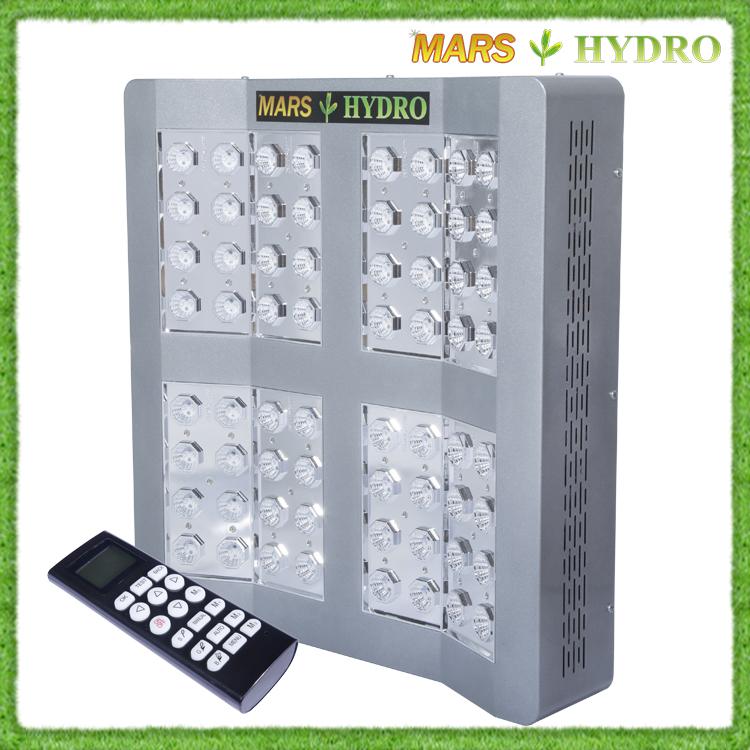 Mars Hydro Mars Pro Cree 256x5w Full Spectrum Led Grow Light With ...