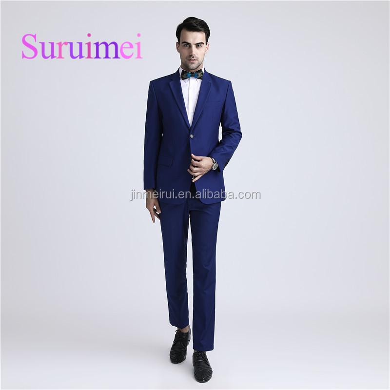 2017 Neue Design Custom Made Ausgezeichnete Mann Anzug Hochzeit Kleider Männer Smoking Hellblau Zwei Tasten Best Man Anzug Buy 4 Stück Anzüge