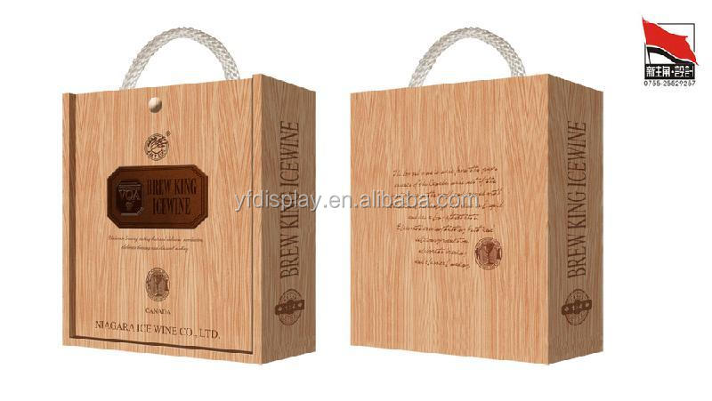 Wooden Gift Box Craft