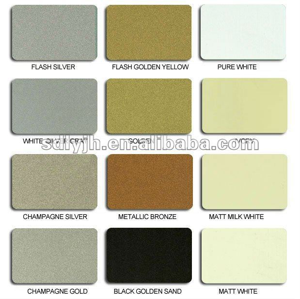 Reynobond Aluminum Composite Panels : Mm reynobond aluminium verbundplatte alu verbundplatten