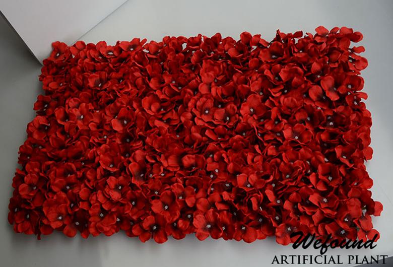 fleurs artificielles fleur toile de fond fleur mur de mariage d coration fleurs guirlande de. Black Bedroom Furniture Sets. Home Design Ideas