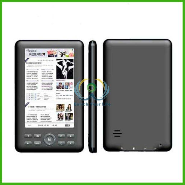 EB-011 5 inch ebook reader