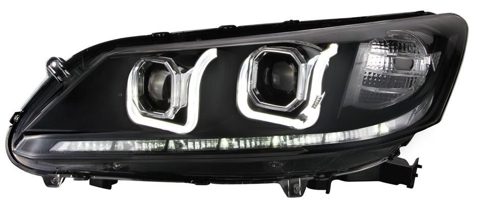 E-mark Certification Hid Xenon Headlight For 9th Generation Honda ...