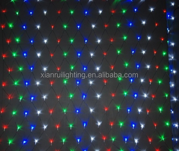 Garden party wedding led decorative ceiling net lights multicolor garden party wedding led decorative ceiling net lights multicolor led net lights for outdoor aloadofball Image collections