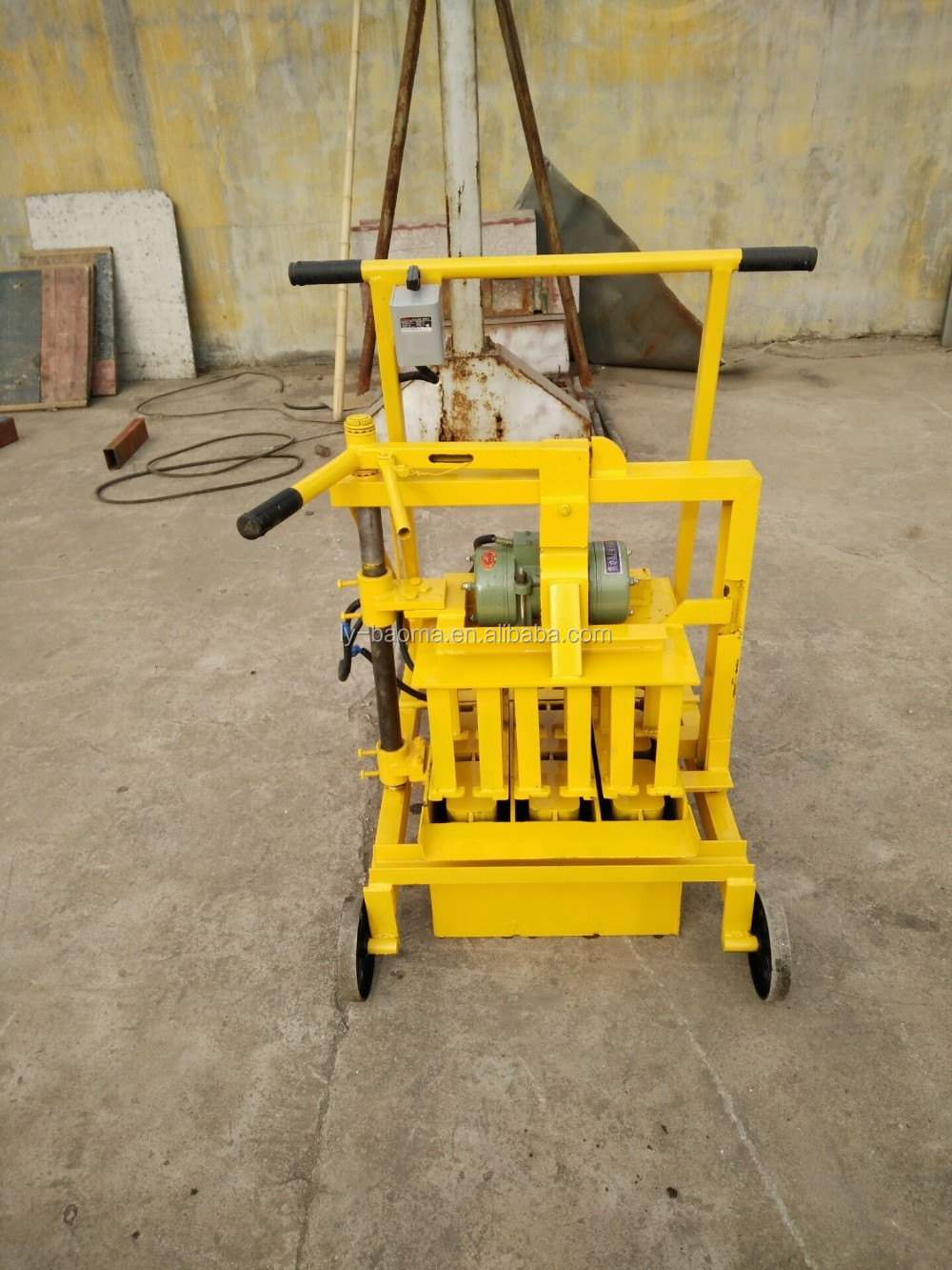 concrete blocks machine for sale