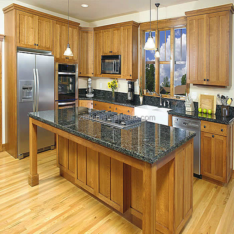 Good Quality Kitchen Cabinets: High Quality Solid Wood Walnut Kitchen Cabinets