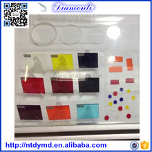 colored optical filter glass