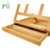 Adjustable Bamboo Wood Desktop Easel with Drawer