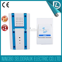 Direct factory supply long range door entry chime for business