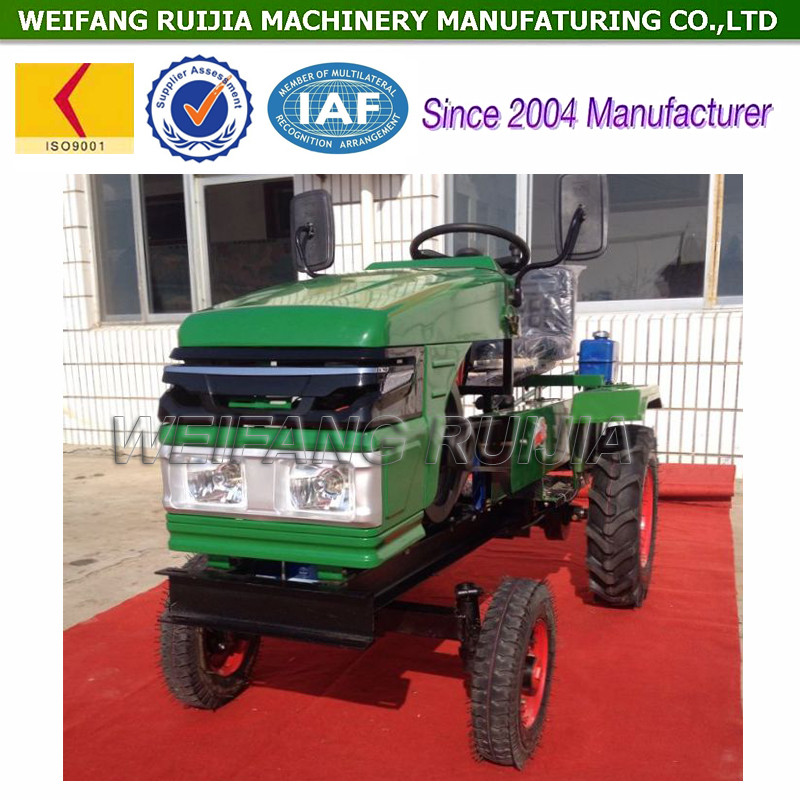 Agriculture Machinery Factory Supply 8hp To 22hp Mini Walking ...