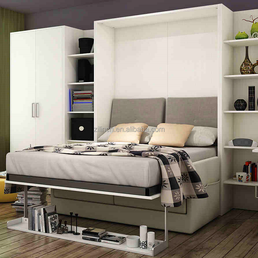 Furniture Modern Customized Murphy Bed