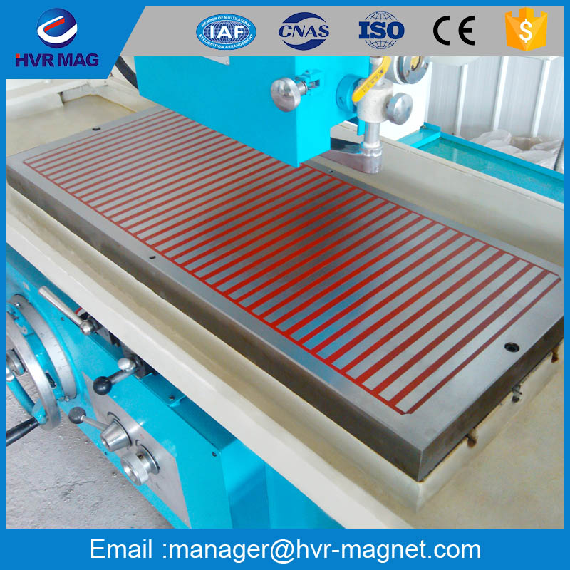 electro magnetic chuck, magnetic grinding table, permanent magnet chuck machine