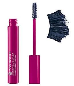 Yves Rocher Lash Plumping Mascara in BLUE for a Fringe of Thick, Plump Lashes - . 0.3 fl.oz. Tube / 9 ml