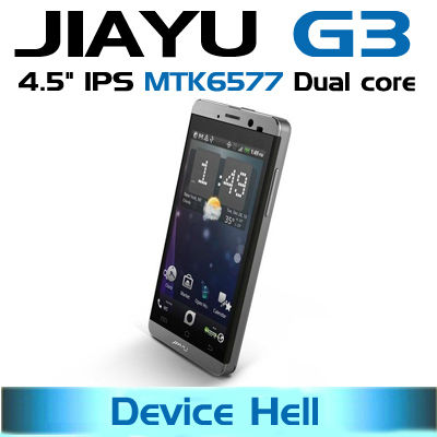 jiayu g3 smart phone Dual Core Android 4.0 Smart Phone, 1.0GHz Dual <strong>Sim</strong> 4.5 inch HD720 IPS-LCD,support Movil Moviles Tef Service